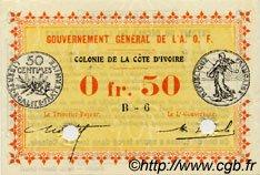 0,50 Franc COTE D