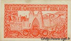 0,50 Franc AFRIQUE OCCIDENTALE FRANÇAISE (1895-1958)  1944 P.33 TTB+