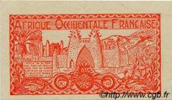0,50 Franc AFRIQUE OCCIDENTALE FRANÇAISE (1895-1958)  1944 P.33 SUP