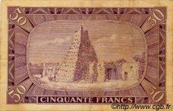 50 Francs MALI  1960 P.01 TB+