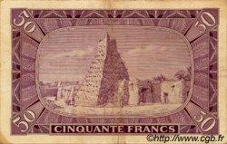 50 Francs MALI  1960 P.01 TTB