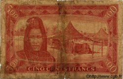 500 Francs MALI  1960 P.03 AB