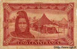 500 Francs MALI  1960 P.03 B+
