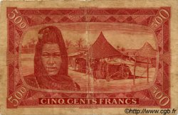 500 Francs MALI  1960 P.03 TB