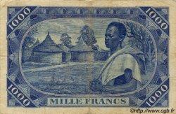 1000 Francs MALI  1960 P.04 B+