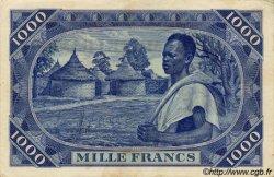 1000 Francs MALI  1960 P.04 SUP+