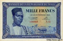 1000 Francs MALI  1960 P.04 pr.NEUF