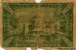 5000 Francs MALI  1960 P.05 AB