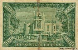 5000 Francs MALI  1960 P.05 B+