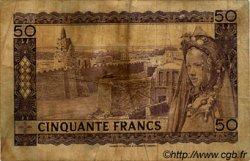 50 Francs MALI  1960 P.06 B
