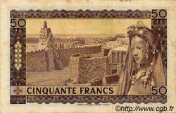 50 Francs MALI  1960 P.06 TTB