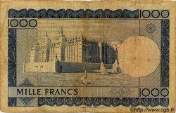1000 Francs MALI  1960 P.09 B