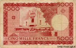 5000 Francs MALI  1960 P.10 TB