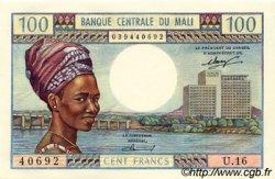 100 Francs MALI  1972 P.11 NEUF