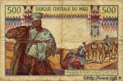 500 Francs MALI  1973 P.12c pr.TB
