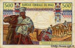 500 Francs MALI  1973 P.12e B+