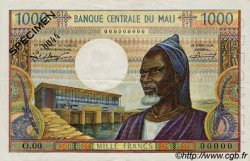 1000 Francs MALI  1973 P.13as pr.SUP