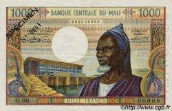 1000 Francs MALI  1973 P.13as pr.SUP
