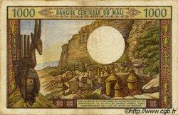1000 Francs MALI  1973 P.13b TB à TTB