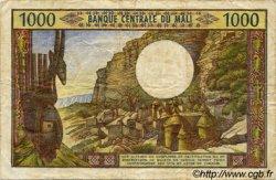 1000 Francs MALI  1973 P.13c TB