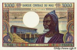 1000 Francs MALI  1973 P.13c NEUF