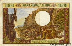 1000 Francs MALI  1973 P.13e TTB