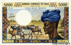 5000 Francs MALI  1973 P.14c pr.NEUF
