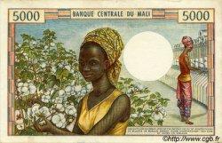 5000 Francs MALI  1973 P.14e pr.SUP
