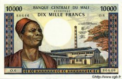 10000 Francs MALI  1973 P.15f pr.NEUF