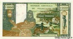 1000 Ouguiya MAURITANIE  1973 P.03as NEUF