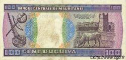 100 Ouguiya MAURITANIE  1985 P.04c TTB