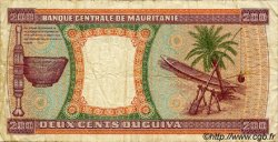 200 Ouguiya MAURITANIE  1985 P.05b pr.TB