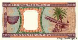 200 Ouguiya MAURITANIE  1985 P.05b NEUF