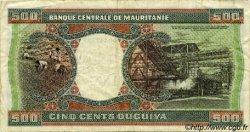 500 Ouguiya MAURITANIE  1979 P.06a TB+