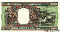 500 Ouguiya MAURITANIE  1985 P.06c pr.NEUF