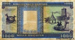 1000 Ouguiya MAURITANIE  1974 P.07a pr.TTB