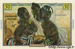 50 Francs type 1956, modifié 1960 AFRIQUE OCCIDENTALE FRANÇAISE (1895-1958)  1956 P.-- NEUF