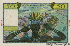 50 Francs type 1956, modifié 1960 AFRIQUE OCCIDENTALE FRANÇAISE (1895-1958)  1956 P.--s pr.NEUF
