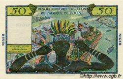 50 Francs type 1956, modifié 1960 ÉTATS DE L