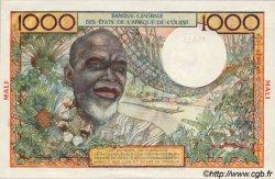1000 Francs type 1960 AFRIQUE OCCIDENTALE FRANÇAISE (1895-1958)  1960 P.--s pr.NEUF