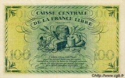 100 Francs AFRIQUE ÉQUATORIALE FRANÇAISE Brazzaville 1945 P.13a SUP+