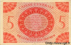 5 Francs AFRIQUE ÉQUATORIALE FRANÇAISE  1943 P.15d SUP+