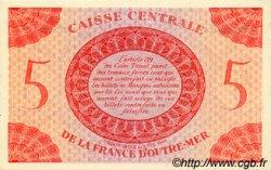 5 Francs type 1943 AFRIQUE ÉQUATORIALE FRANÇAISE  1943 P.15a pr.NEUF