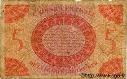 5 Francs type 1943 AFRIQUE ÉQUATORIALE FRANÇAISE  1943 P.15b B+