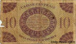 10 Francs type 1943 AFRIQUE ÉQUATORIALE FRANÇAISE  1943 P.16b B