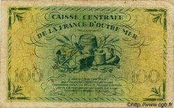 100 Francs AFRIQUE ÉQUATORIALE FRANÇAISE  1946 P.18 B+