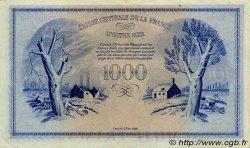 1000 Francs Phénix type 1943 AFRIQUE ÉQUATORIALE FRANÇAISE  1944 P.19 TTB+ à SUP
