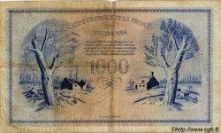1000 Francs Phénix type 1943 AFRIQUE ÉQUATORIALE FRANÇAISE  1944 P.19a pr.TB