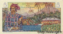 5 Francs Bougainville type 1946 AFRIQUE ÉQUATORIALE FRANÇAISE  1946 P.20Bs SUP+