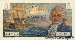 5 Francs Bougainville AFRIQUE ÉQUATORIALE FRANÇAISE  1946 P.20B SUP